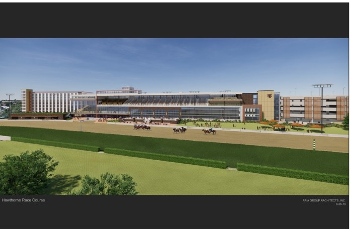 Illinois Gaming Board Approves Hawthorne Race Course To Move Forward With Casino Development