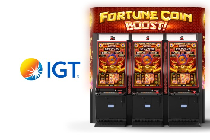 IGT Drives Casino Hardware Innovation with Nationwide Launch of PeakSlant49 Cabinet
