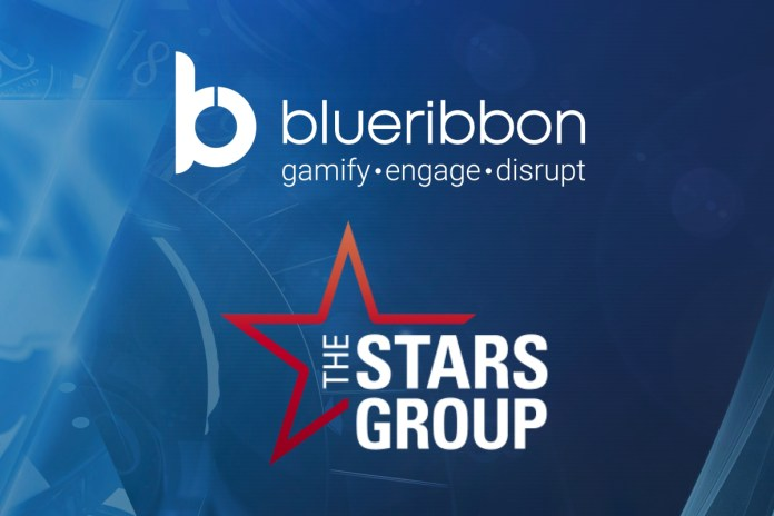 BlueRibbon Software strikes strategic partnership with The Stars Group