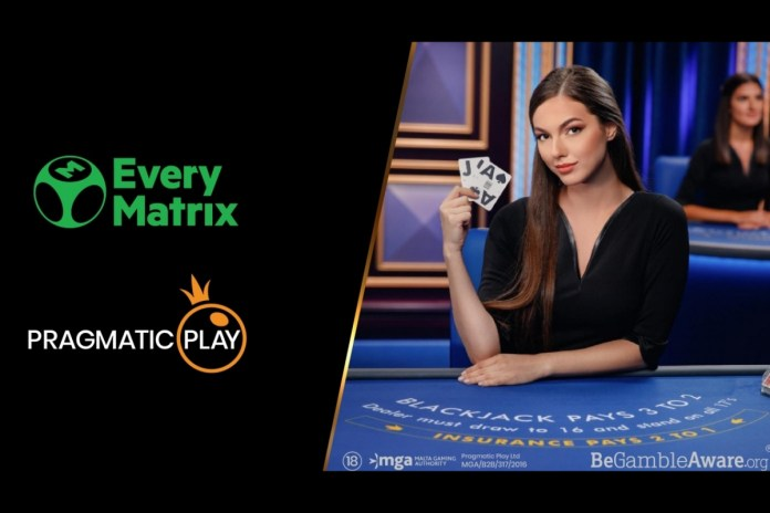 Pragmatic Play Launches Live Offering With EveryMatrix
