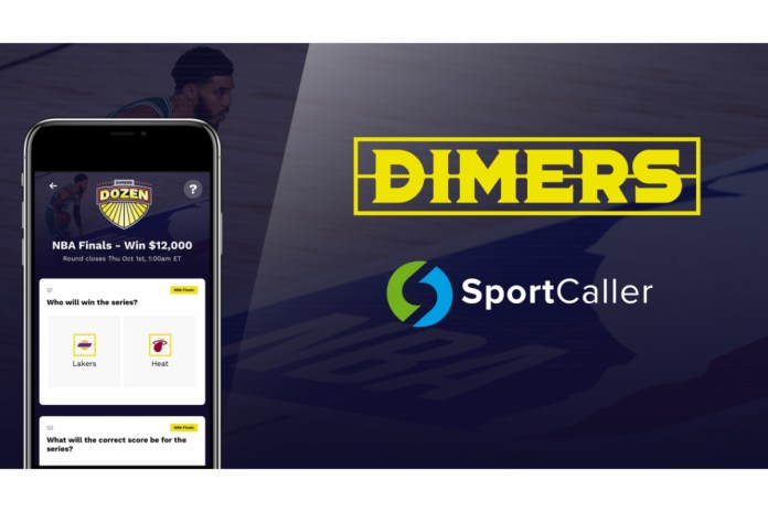 SportCaller teams up with Dimers to drive acquisition and retention stateside