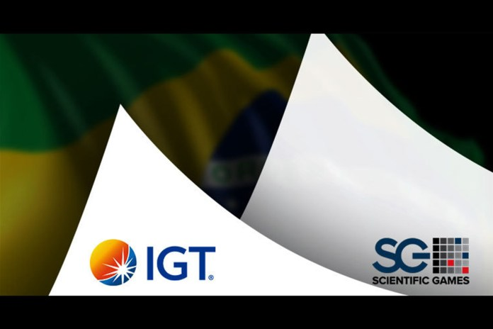 IGT and Scientific Games Release Joint Statement on Brazilian LOTEX Concession