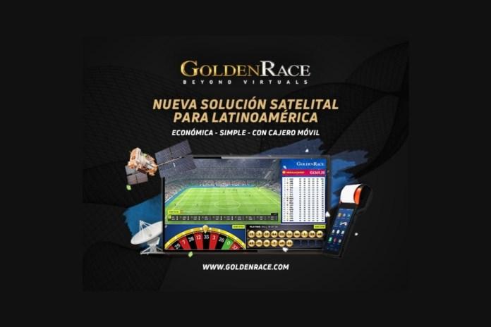 GoldenRace New Satellite Solution for Latam