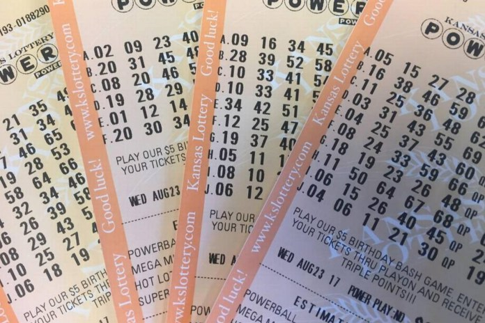 Kansas Lottery Moves to Mail-in Claims Only