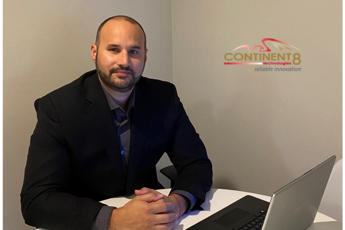 Continent 8 Technologies appoints Sales Account Director to support LatAm strategic expansion