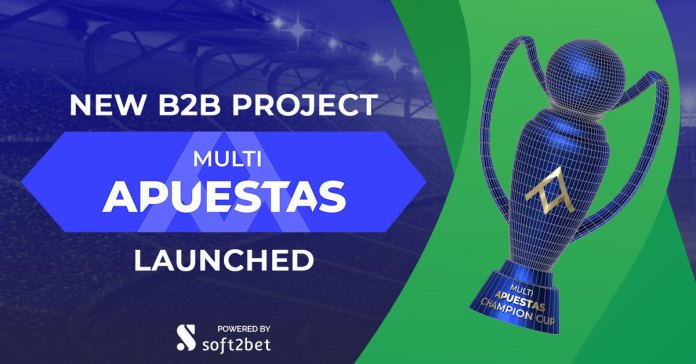Soft2Bet goes from strength to strength in Latin America with MultiApuestas