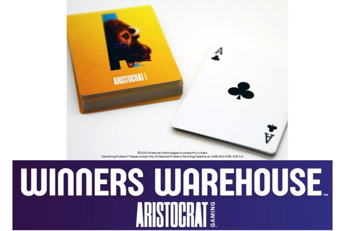 Winners Warehouse from Aristocrat Brings Fan-Favorite Merchandise to Slot Players