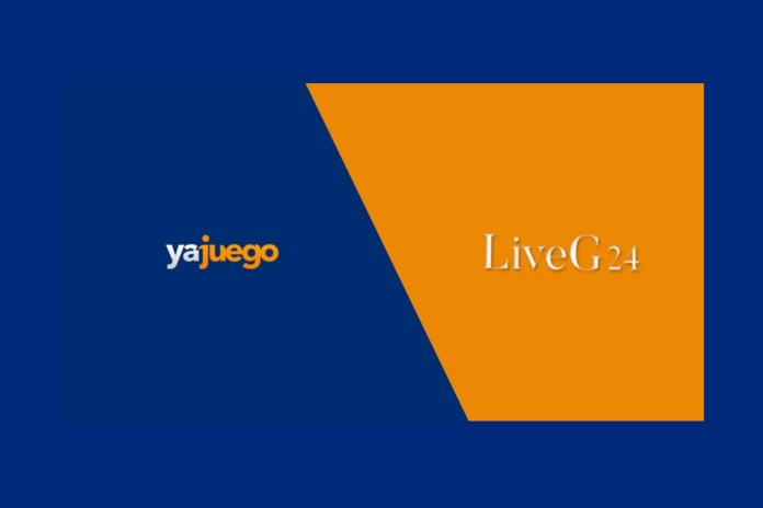 Yajuego and LiveG24 bring live dealer games to the Colombian market
