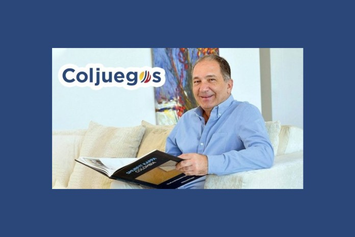 Coljuegos Appoints Valencia Galiano as its New President