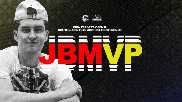 USA Basketball E-National Team Wins FIBA Esports Open North and Central America Conference Championship
