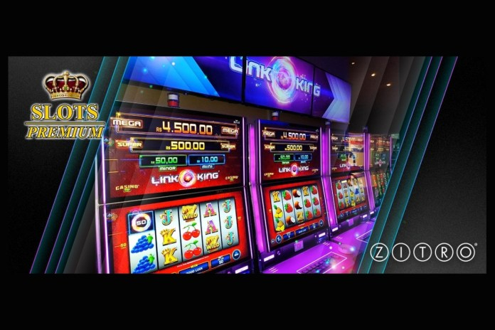 Link King From Zitro Arrives to the Casino Premium in Paraguay