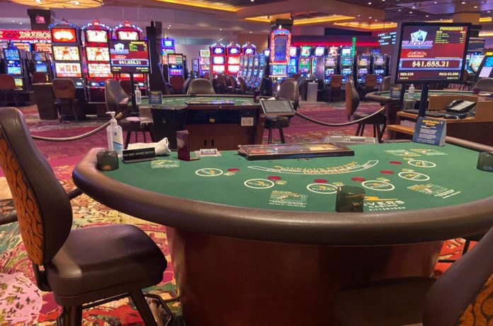 Are Americans spending their stimulus checks on online casino gambling?