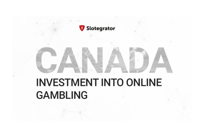 How can entrepreneurs based in Canada break into the iGaming industry?