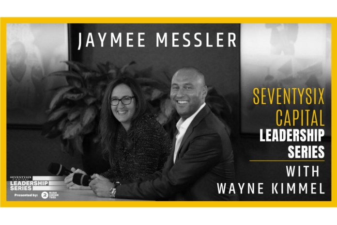 Co-Founder of The Players' Tribune Jaymee Messler Joins The Leadership Series!