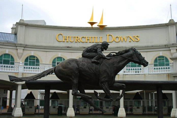 Churchill Downs Incorporated Launches Process to Sell Arlington International Racecourse Property
