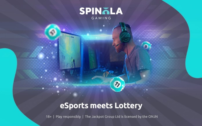 Spinola Gaming enters the eSports Lottery Sector