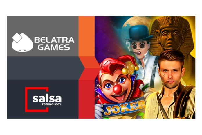 Salsa Technology boosts GAP offering with Belatra Games deal