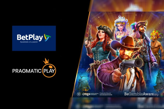 Pragmatic Play Partners with BetPlay