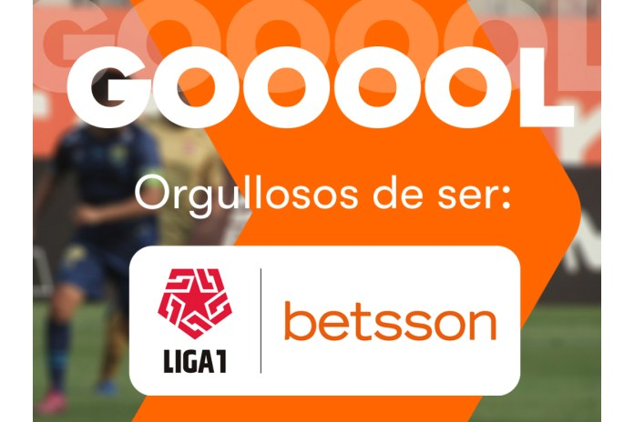 Liga 1 Betsson: Betsson Peru acquires the naming rights of the Peruvian first division of professional soccer