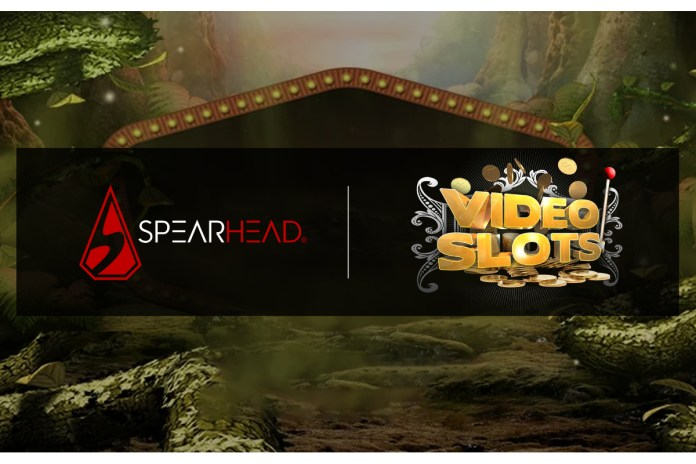 Spearhead Studios and Videoslots strike content agreement