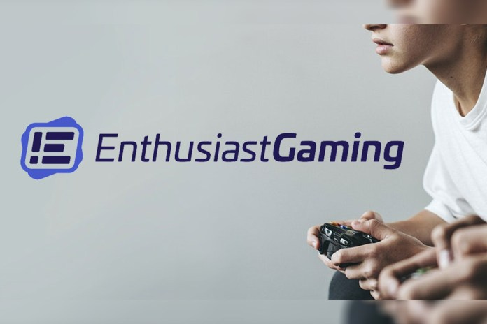 Enthusiast Gaming Signs Integrated Partnership with TikTok