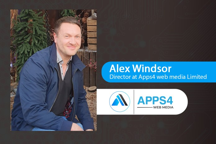 Exclusive Q&A with Alex Windsor, Director at Apps4 web media Limited