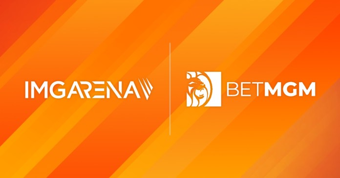 IMG ARENA Announces Partnership with BetMGM for the Golf Event Centre