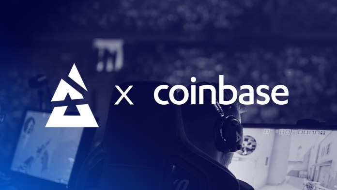 Digital worlds of esports and cryptocurrency to meet in BLAST Premier and Coinbase deal