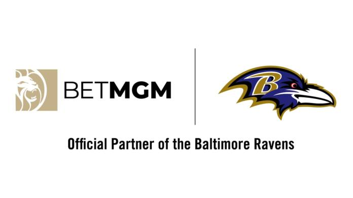 Baltimore Ravens Name BetMGM As First Official Gaming Partner