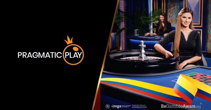 Pragmatic Play Receives Colombian Certification for Live Casino Games