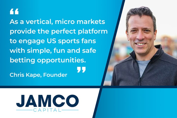 Micro Markets the future of US sports betting