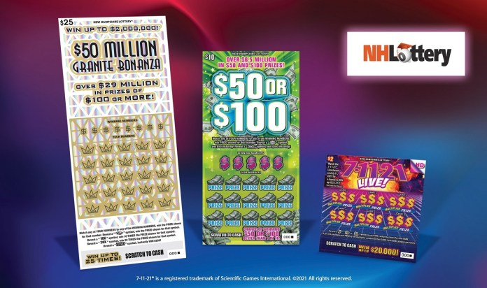 America's First State Lottery Puts Education At Forefront With Scientific Games Enhanced Partnership Deal