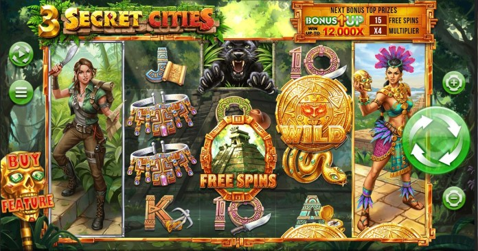 3 Secret Cities slot game: All you need to know!