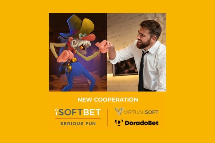 iSoftBet reinforces Latin American footprint with Doradobet partnership