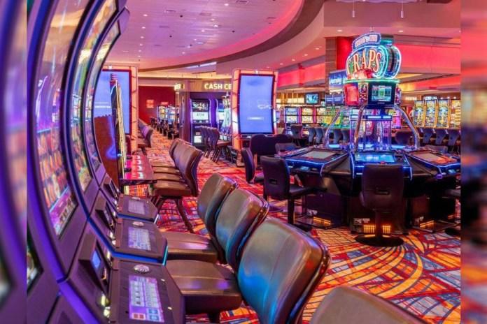 Scientific Games Installs Mural Cabinet at Pechanga Resort Casino