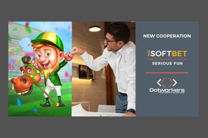 iSoftBet continues Latin American growth with Dotworkers deal