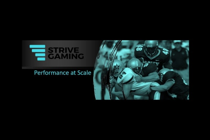 Strive Gaming achieves GLI-33 Certification to expedite American growth