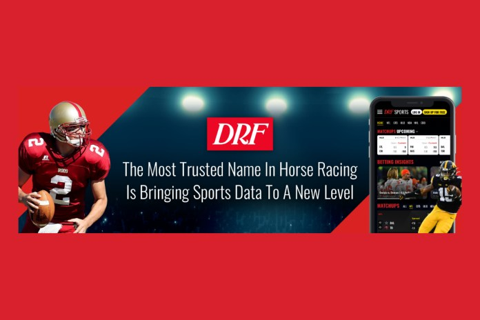 Daily Racing Form and DRF Bets™ Launch DRF Sports