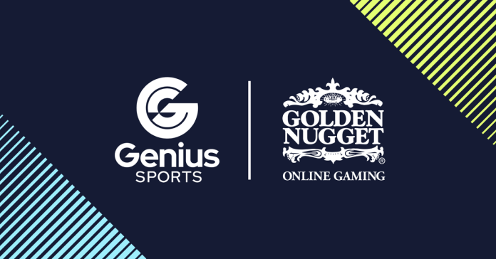 Genius Sports clinches new official data and trading partnership with Golden Nugget Online Gaming