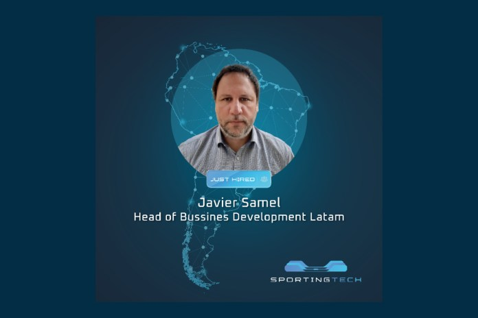 Sportingtech appoints Javier Samel