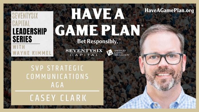 AGA's Casey Clark Joins The Leadership Series!
