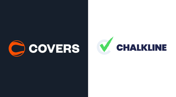 COVERS PARTNERS WITH CHALKLINE TO LAUNCH FREE-TO-PLAY GAMES