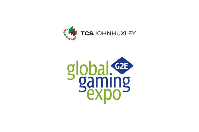 TCSJOHNHUXLEY delighted to be exhibiting at G2E