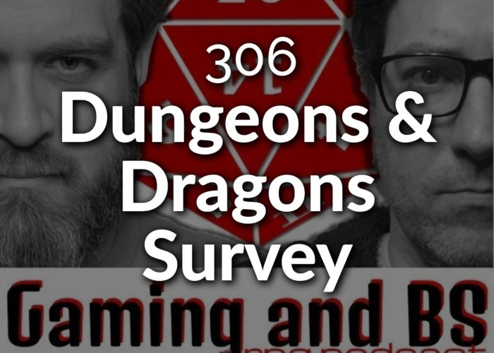 dungeons and dragons survey album art