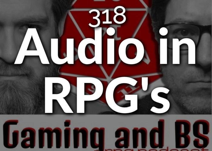 album art audio in tabletop rpgs