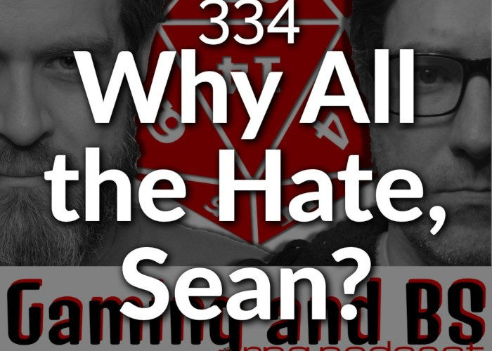 why rpg hate sean