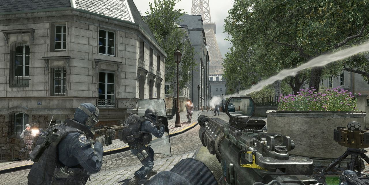 Modern Warfare 3 MP Screenshots