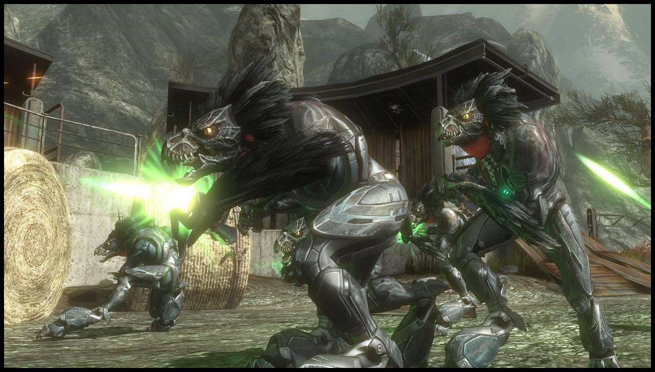 Think Different Wallpaper Hd Halo Reach Versus Killzone 2 Versus Crysis 2 Hd