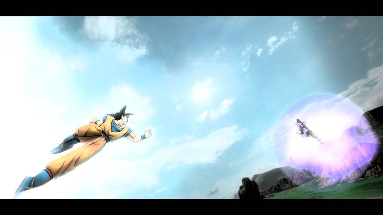 Dragon Ball Z Ultimate Tenkaichi New Screens Revealed