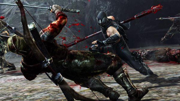 new ninja gaiden # 7